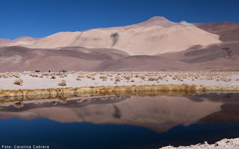 Ruta de los Seismiles, catamarca, Argentina