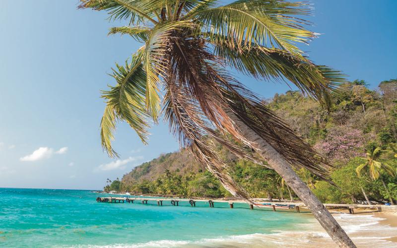 panama playas cruceros compras caribe