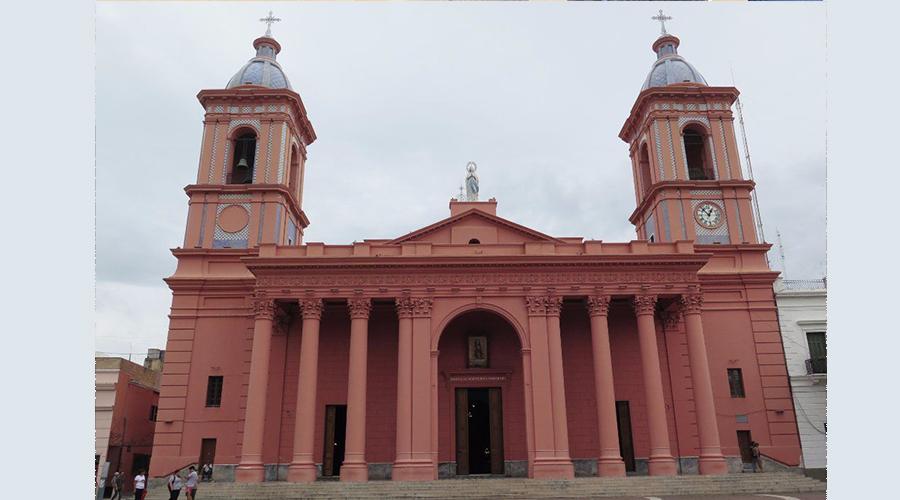 Catedral Basílica Catamarca Virgen del Valle